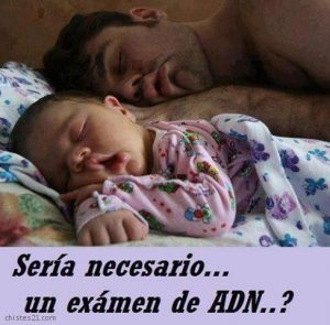 imagen graciosa de padre e hijo